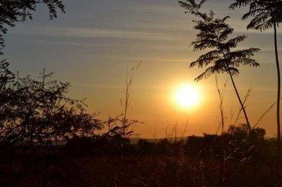 Meteorología pronostica un día caluroso para hoy lunes y tormentas para mañana