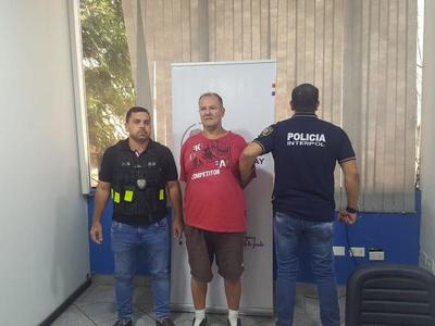 Expulsan del país a brasileño por tráfico de estupefacientes