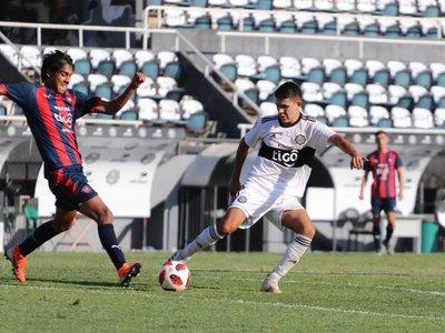 Cerro Porteño vence a Olimpia y se queda con el clásico en Reserva