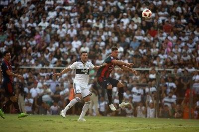 Aguilar opinó sobre el gol de Diego Churín