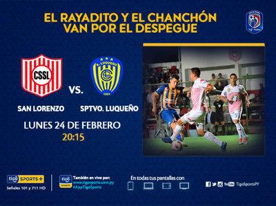San Lorenzo y Luqueño quieren despegar en el torneo