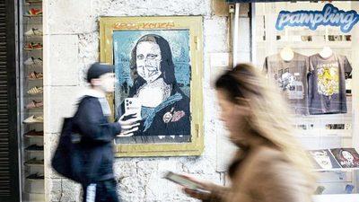 Centenar de contagiados en Italia