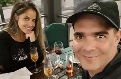 Álvaro Mora así disfrutó de sus vacaciones