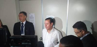 Abogado de Cuevas apeló su prisión preventiva