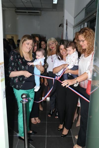 Ministerio Público habilitó la primera Sala de Lactancia