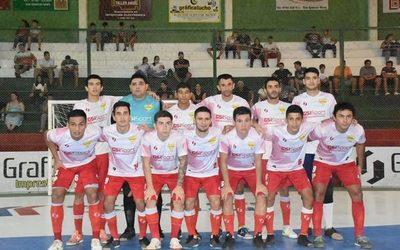 San Ignacio- Villa Hayes abren el Grupo B
