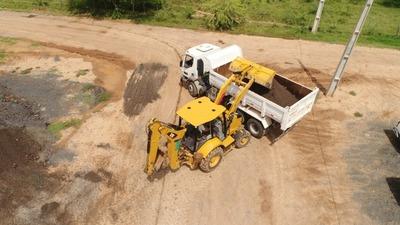 Los primeros trabajos para rehabilitar la ruta Pozo Colorado – Concepción están en marcha