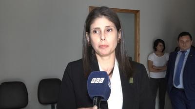 Asume su cargo nueva Juez de Primera Instancia de Neuland, Loma Plata y Filadelfia
