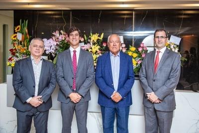 Fortaleza inaugura un nuevo edificio de la mano de sus inversores