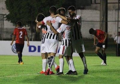 Libertad es semifinalista de la Libertadores Sub 20