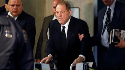 Famoso productor de Hollywood condenado por delitos sexuales