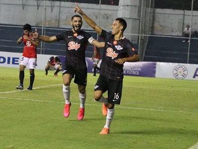 Libertad es semifinalista de Libertadores