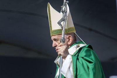 """Papa promete """"plena colaboración"""" en juicios contra legionarios por pederastia"""