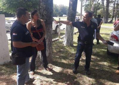 Suboficial fue atropellada por esposa de su supuesto amante, según abogado