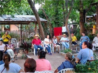 Pobladores de Fuerte Olimpo exigen más seguridad a las autoridades