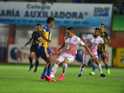 San Lorenzo y Luqueño se reparten los puntos