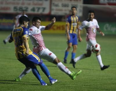 San Lorenzo y Luqueño cierran la fecha 6 con un pálido empate