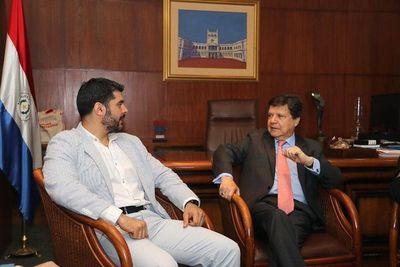 """Ministro del Interior e intendente de Asunción siguen jugando a """"teléfono cortado"""""""