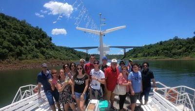 Conocé la Triple Frontera en 2 horas: una travesía por los ríos Paraná e Iguazú