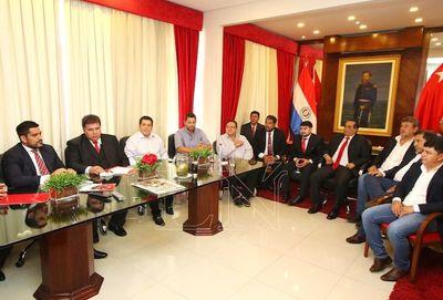 """Los presidentes de seccionales de la ANR piden unidad """"sin maquillajes"""""""
