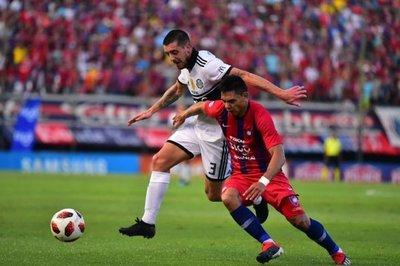 Olimpia y Cerro Porteño empatan en un dramático superclásico