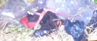En una mochila encontraron el cuerpo desmembrado de una niña en zona de la terminal