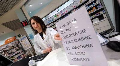 Italia registra el primer caso de coronavirus en el sur