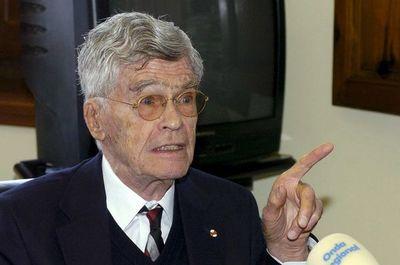 Fallece a los 100 años el filósofo argentino Mario Bunge