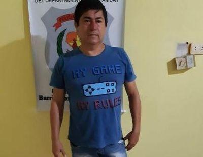 Detienen a traficante brasileño buscado por la Interpol