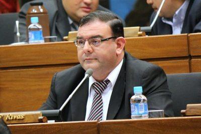 Audiencia preliminar del diputado Rivas fue suspendida una vez más