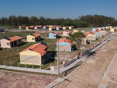 Gobierno entregará viviendas y aportes durante día de gobierno en Villa Florida