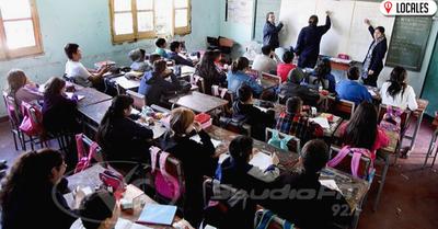 En Itapúa el 98% de las instituciones iniciaron las clases