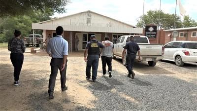 Capataz imputado en cuádruple asesinato en el Chaco viajó 350 km para abstenerse a declarar