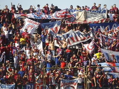 Cerro Porteño solicita a su afición alentar de manera sana
