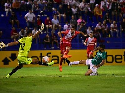 El Kelito se despide de la Copa Sudamericana