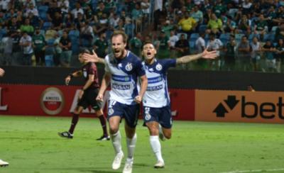 HOY / Se pega el lujo de eliminar a un club brasileño en su mismo país