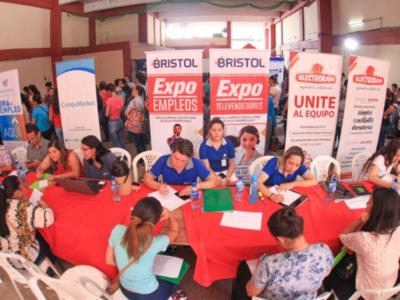 Feria de Empleo ofrece más de 200 vacancias para jóvenes