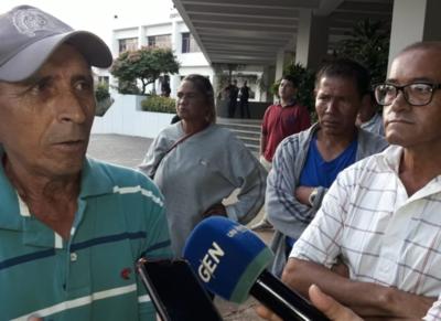Cuidacoches advierten al intendente de Asunción que ya no le brindarán respaldo
