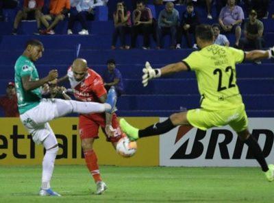 River Plate se despide de la Sudamericana
