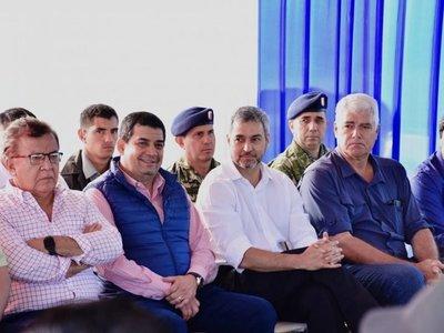 """Mario Abdo sobre Metrobús: """"Espero que la Justicia actúe con quienes defraudan al pueblo"""""""