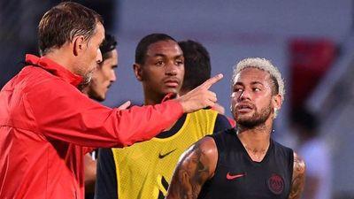 No lo convocaron y la diva Neymar se negó a entrenar