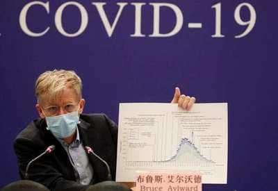 """Coronavirus: """"China sabe cómo mantener con vida a las personas con Covid, ese no será el caso en todas partes del mundo"""""""