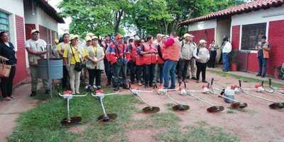 Llevan a cabo megaminga en Concepción