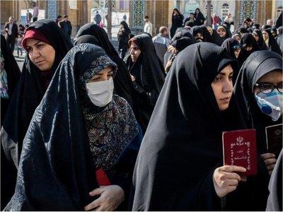Coronavirus: Irán y Francia registran más muertes