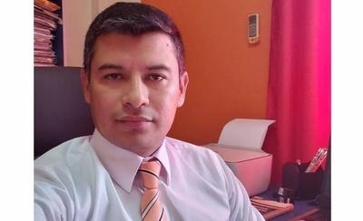HOY / Mario Vega, Presidente del Indert, niega la destitución de un funcionario en carrera por motivos personales