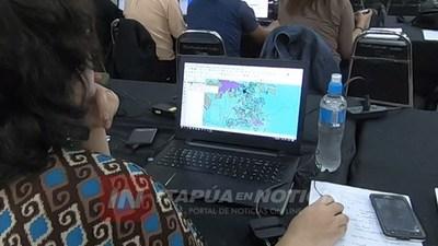ITAPÚA ES EL DEPARTAMENTO CON MEJORES NIVELES DE CATASTRO EN TODO EL PAÍS