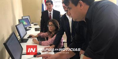 INAUGURAN INFOCENTRO DIGITAL EN EL CERESO Y BRINDARÁN CLASES A INTERNOS