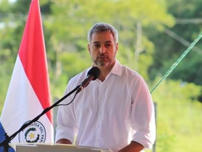 Mario Abdo espera que la justicia actúe contra responsables del fallido proyecto metrobús
