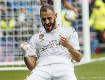 Karim Benzema quiere hacerse sentir en el clásico