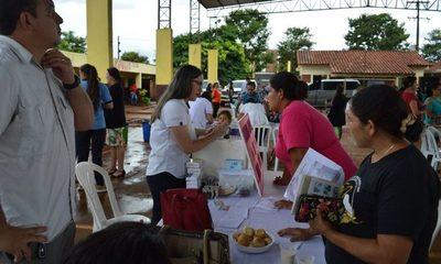 Ciudad Mujer Móvil atendió a 300 mujeres en Minga Guazú